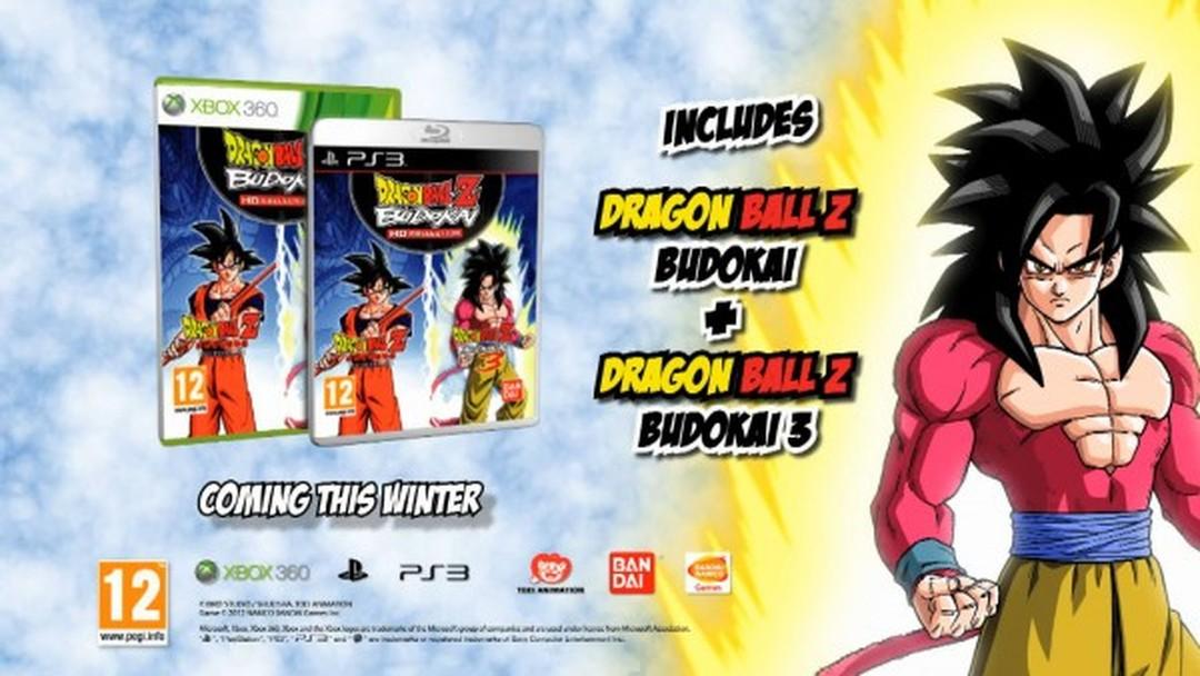 Dragon Ball Z: Budokai HD Collection   Jogos   Download