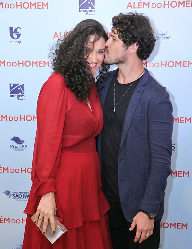 Débora Nascimento e José Loreto (Foto: AgNews)