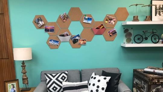 Decore as paredes de sua casa com efeito 3D