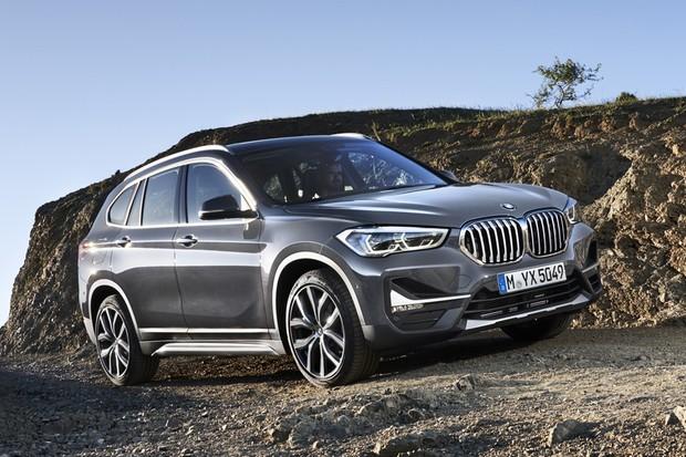BMW X1 2020              (Foto: Divulgação)