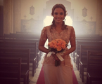 Alice (Juliane Araújo) se casará | Reprodução