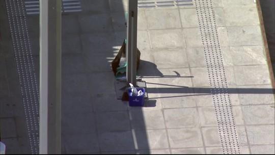 VLT volta a circular após alarme falso de bomba em mochila no Rio