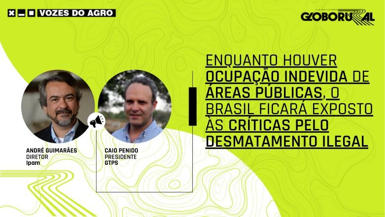 Vozes-do-agro-Ipam-duplo (Foto: Editora Globo)