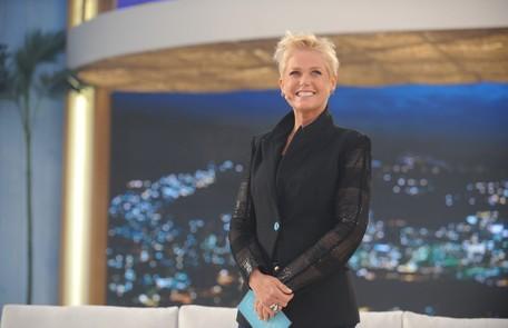 """A apresentadora estreou na Record com o programa """"Xuxa Meneghel"""", em 2015 Record"""