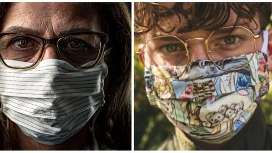 Cromoterapia na pandemia: como as cores nas máscaras podem te ajudar