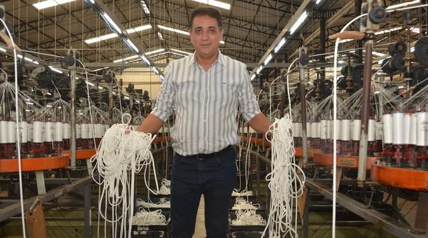 Renato Raimundo, fundador do grupo Stickfran (Foto: Sebrae-SP)