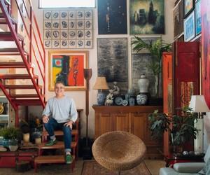 Dos móveis aos acessórios, casa em Tiradentes exibe coleções de relíquias dos moradores
