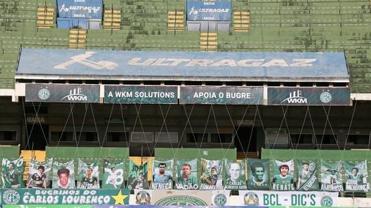 Foto: (Thomaz Marostegan/Guarani FC)