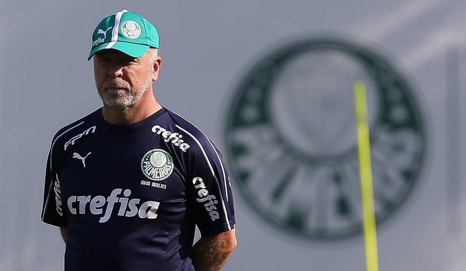 Líder em três edições, Mano só pode recolocar Palmeiras em 1º no segundo turno do Brasileirão