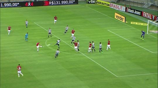 """""""Não fizemos um jogo ruim"""", diz Pedro Ken após derrota para o Internacional"""