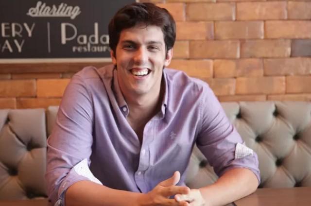 Rafael Infante (Foto: Pedro Curi/ TV Globo)