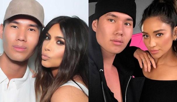 Kim Kardashian e Shay Mitchell (Foto: Reprodução/Instagram)