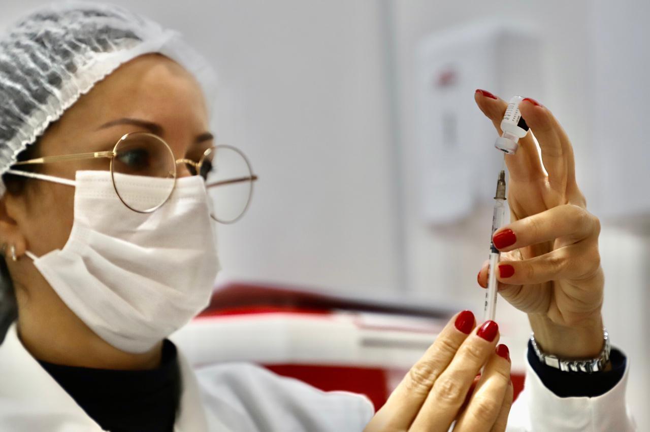 Franca, SP, cadastra moradores com 25 anos ou mais para 'xepa' da vacina contra Covid-19