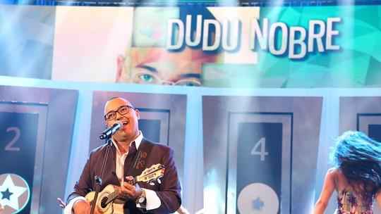 Dudu Nobre faz música para Natália Gaudio na Olimpíada e revela que já foi lutador