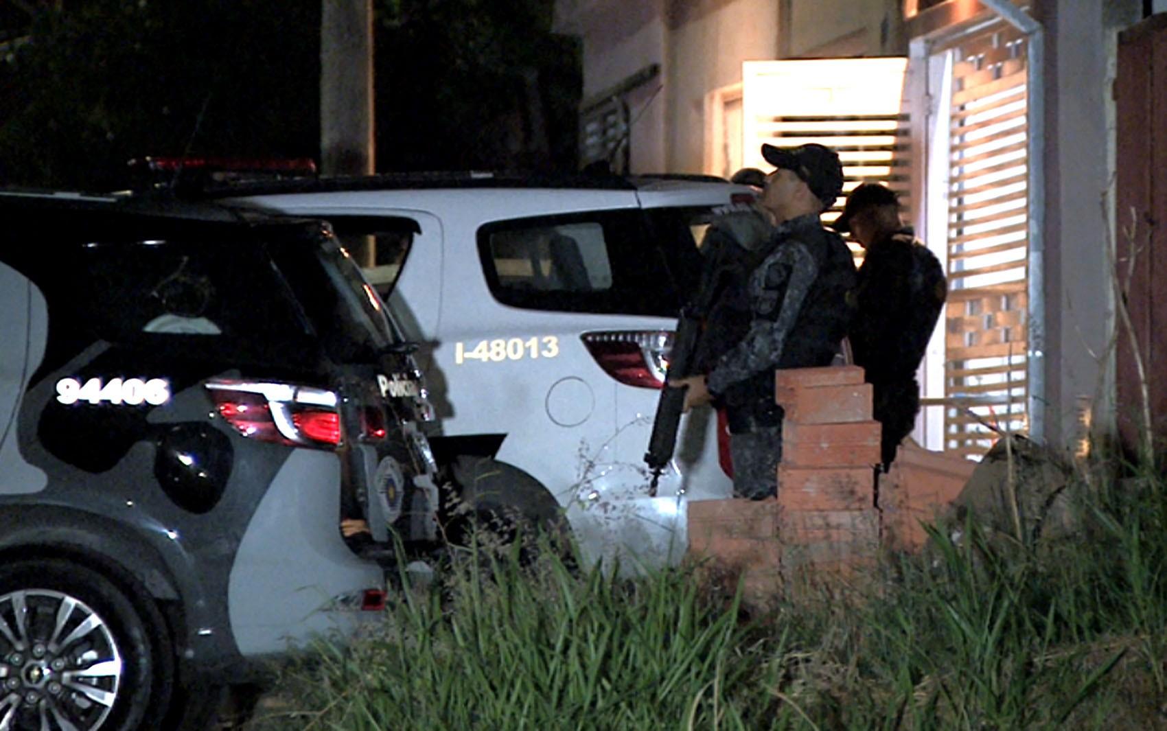 Suspeito de roubo a bancos é morto após troca de tiros com a Polícia Militar em Monte Mor - Noticias