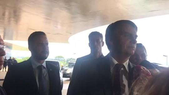 Bolsonaro diz que deve manter gestão do ensino superior no Ministério da Educação