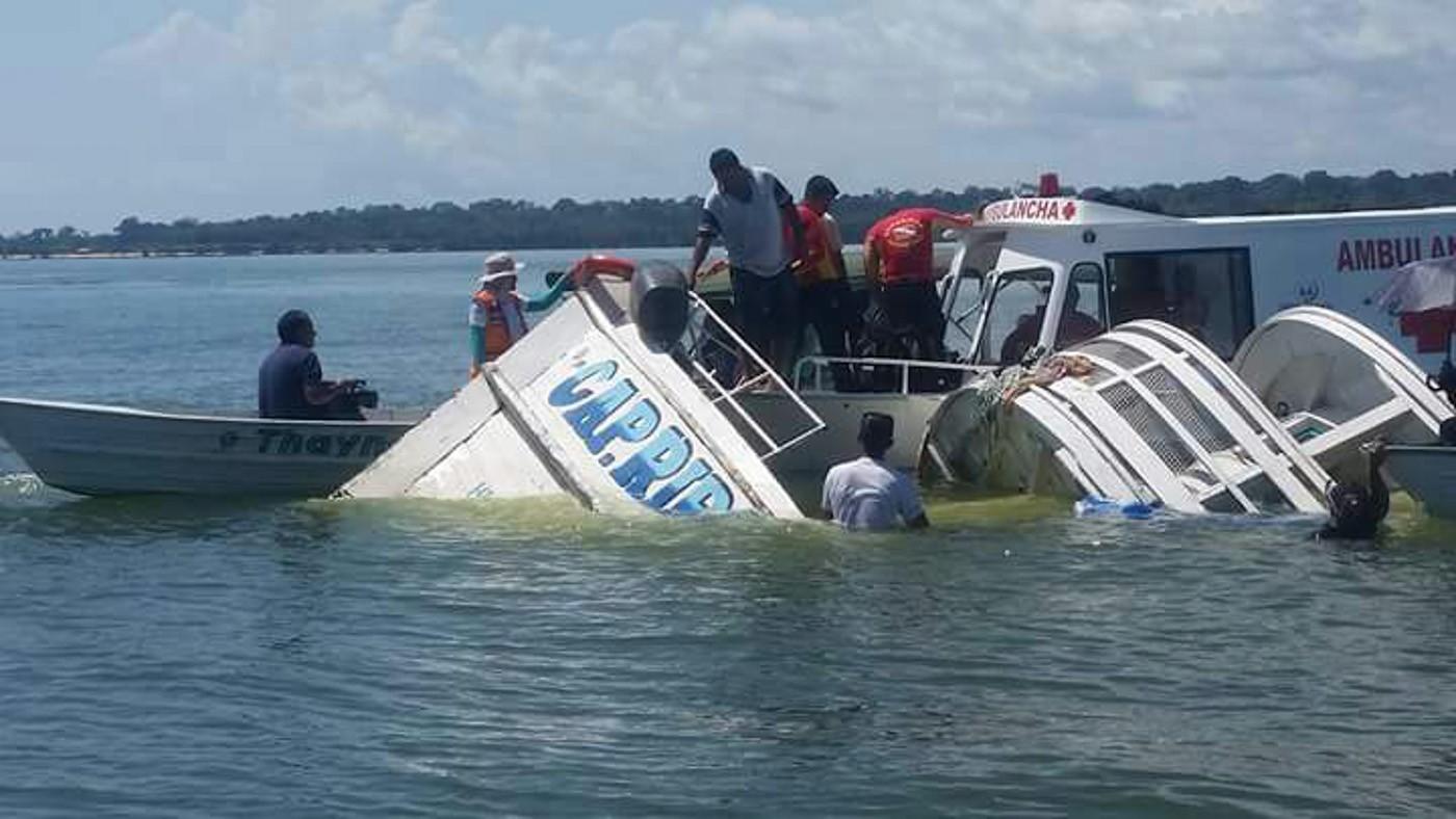 Naufrágio do navio Capitão Ribeiro, que resultou na morte de 23 pessoas, completa um mês