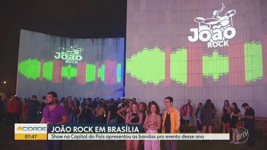 João Rock faz 18 anos e line-up tem Paralamas do Sucesso, D2, Capital Inicial e BaianaSystem