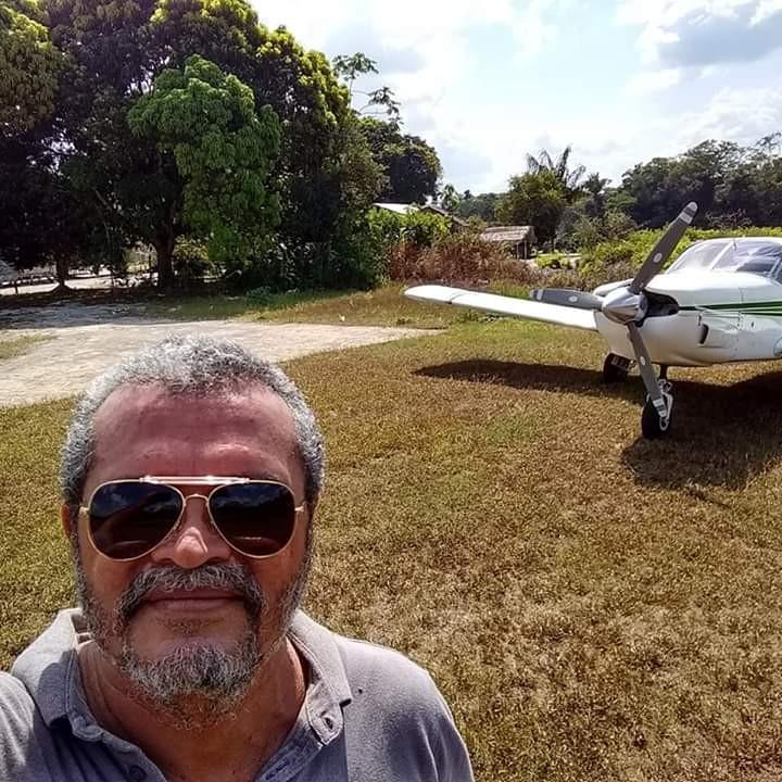 'São 15 dias de angústia', diz filha de piloto de avião que desapareceu com índios na Amazônia - Noticias