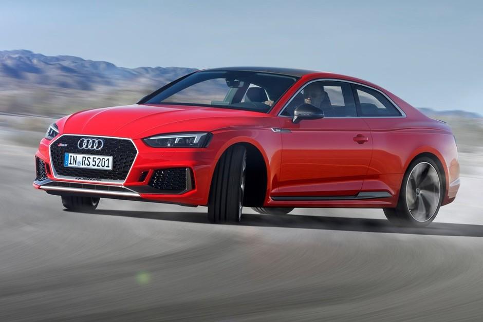 Audi RS5 tem emoção de Porsche por preço bem menor (Foto: Divulgação)