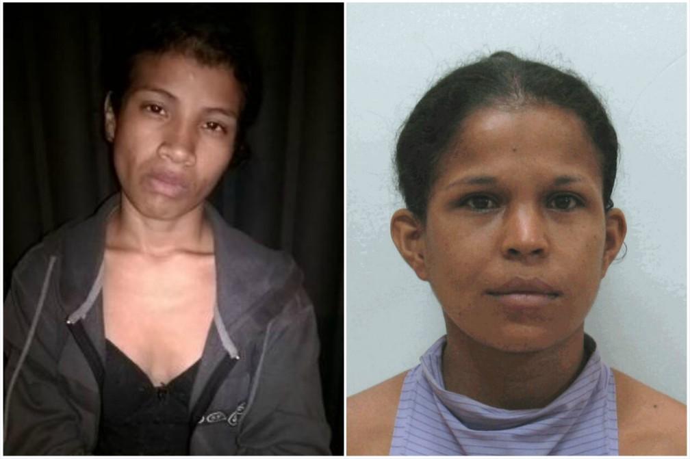 Árely Dayana Cardoso e Rayane Silva Pereira foram sequestradas, torturadas e executadas no dia 11 de dezembro (Foto: Aquivo pessoal)