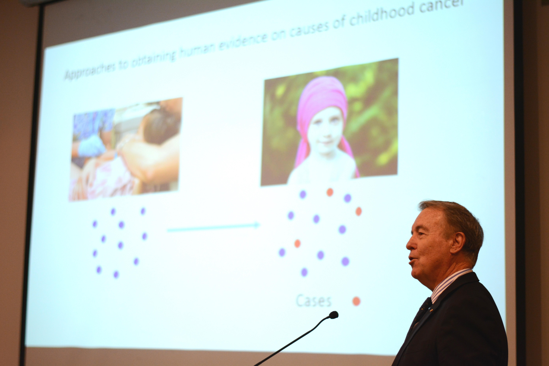 Em Campinas, especialistas debatem incidência de câncer infantil por contato com agrotóxico