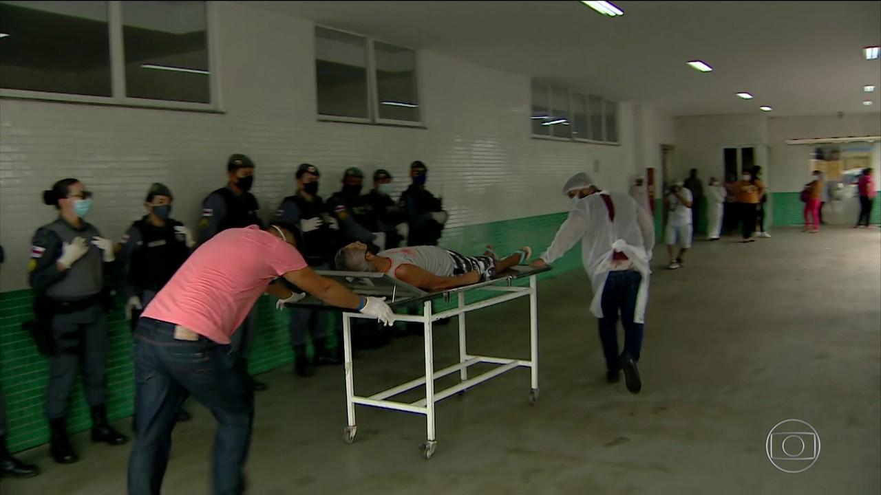 Força Nacional do SUS tinha previsto escassez de oxigênio antes do colapso em Manaus