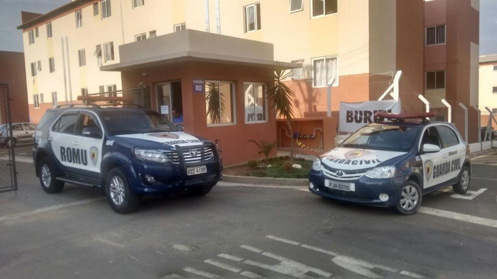 Guarda Civil afirma que intensificou patrulhamento na região  (Foto: Arquivo Pessoal )
