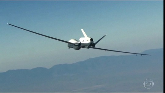 Irã derruba drone dos EUA, e Trump reage: 'Um grande erro'
