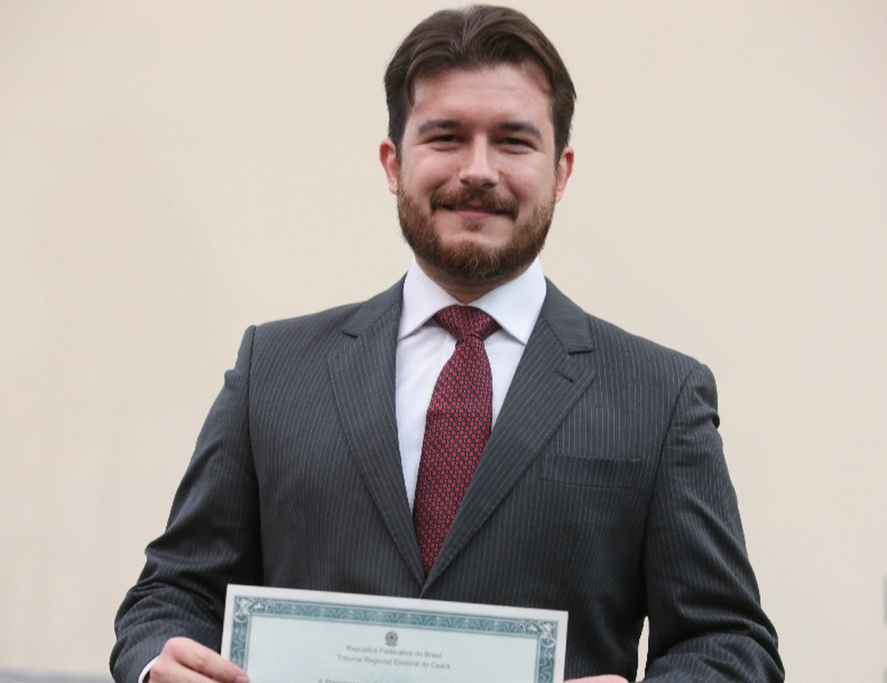Deputado Pedro Bezerra (PTB) — Foto: Saulo Roberto/Sistema Verdes Mares