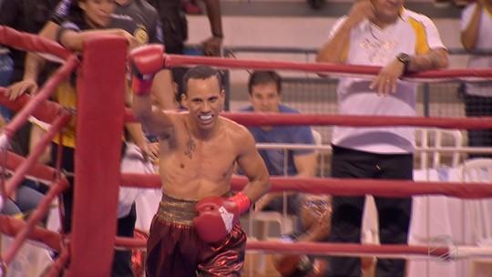 Punhos de Aço faz grande luta e mantém cinturão brasileiro