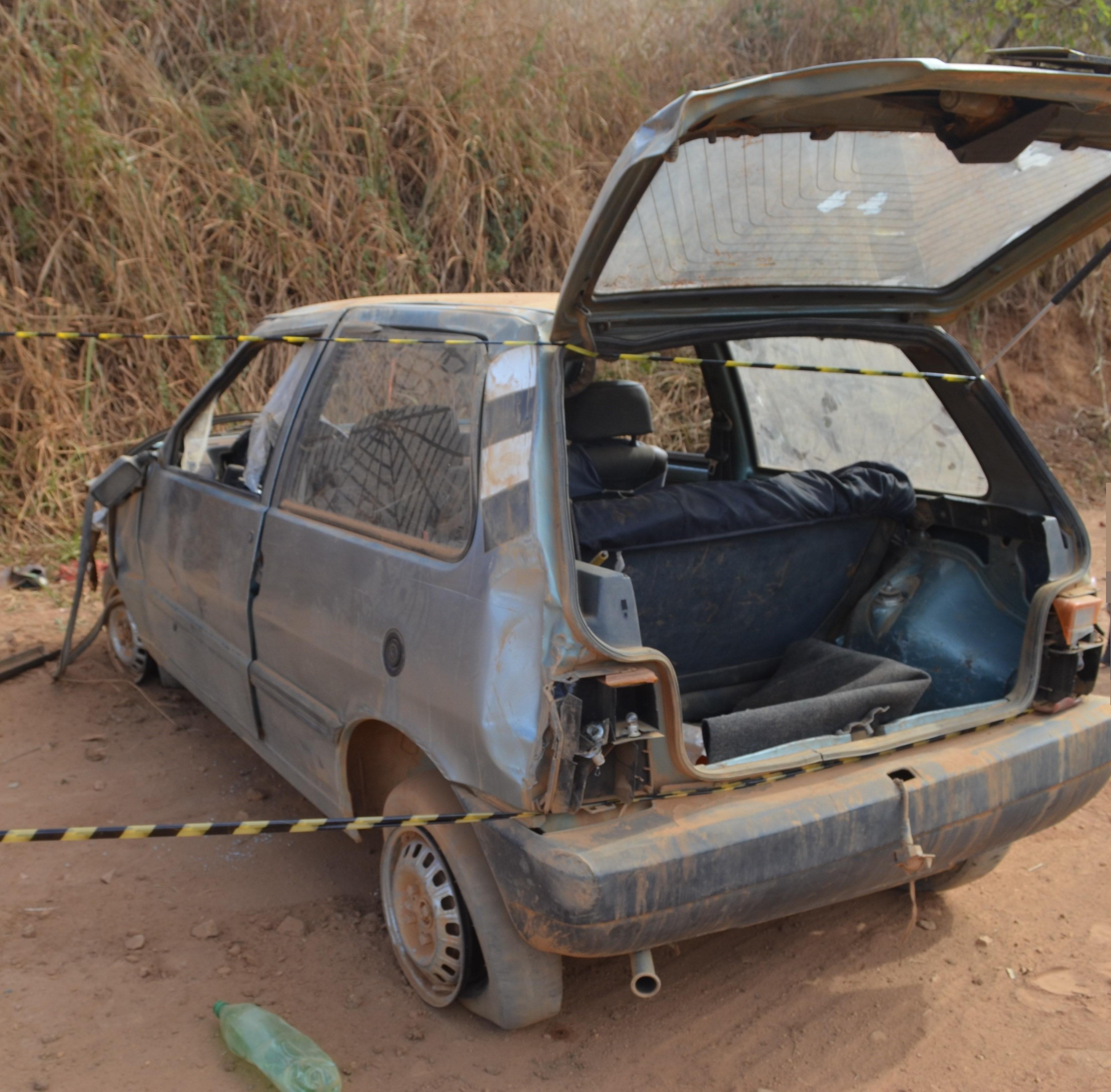 Adolescente grávida morre em acidente na zona rural de São João Nepomuceno