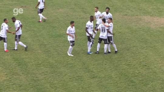 Com meias inspirados, Rio Branco-ES bate o Tupy-ES e segue entre os líderes do Capixaba