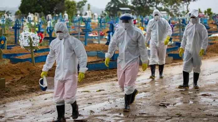 Adultos infectados com a variante identificada em Manaus têm 10 vezes mais  vírus no corpo, aponta Fiocruz | Coronavírus | G1