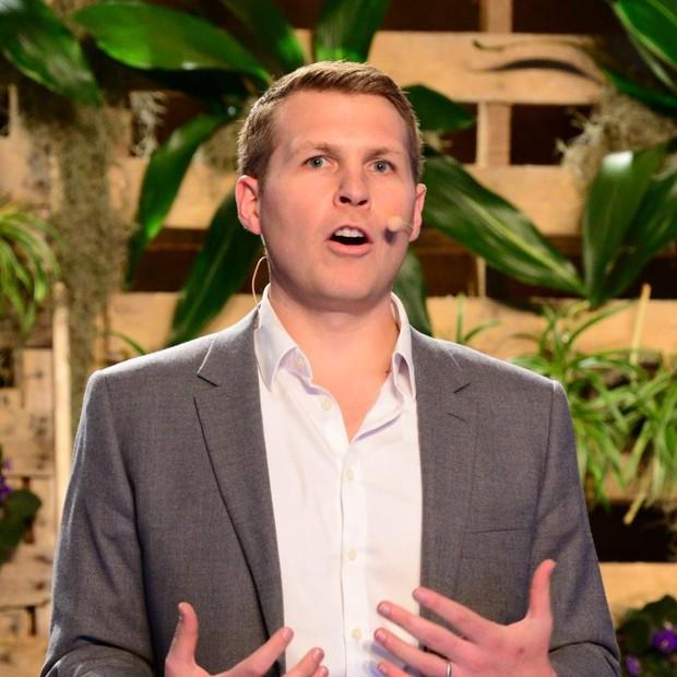 Alexander McCobin, CEO do Conscious Capitalism (Foto: Divulgação)