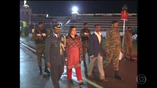 Paquistão liberta piloto indiano capturado em confronto esta semana