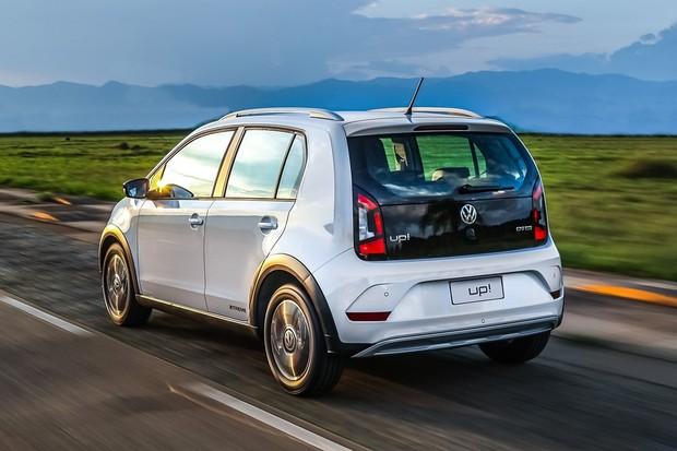 VW up! Xtreme 2020 (Foto: Divulgação)