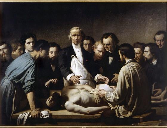 """""""É estranho, as coisas que você encontra quando abre corpos mortos"""": o relato de um anatomista"""