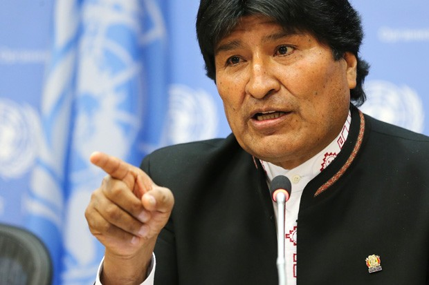 Evo Morales (Foto: Jemal Countess/Getty Images)