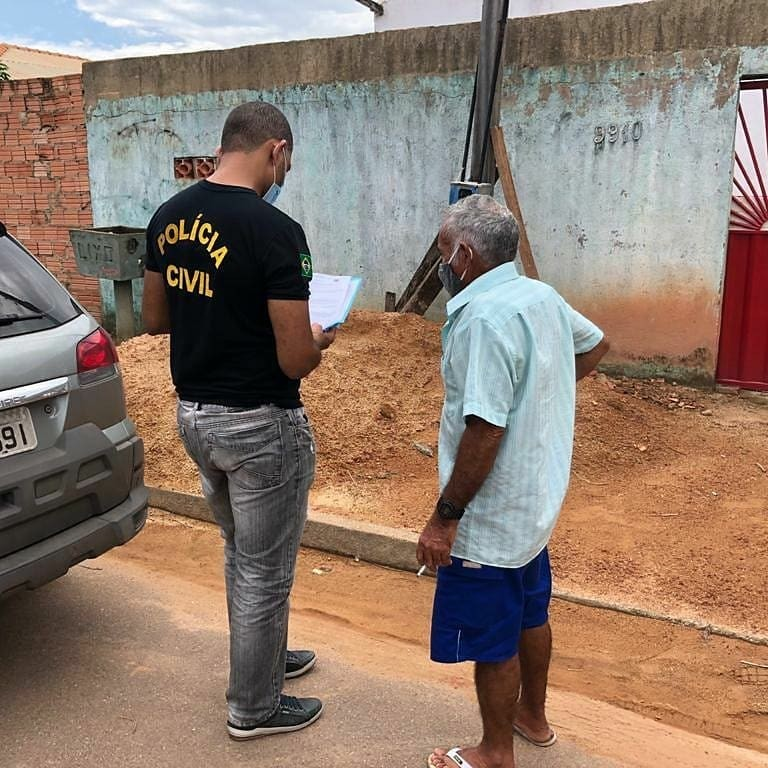 Polícia Civil faz operação em 11 cidades de RO para combater violência contra idosos