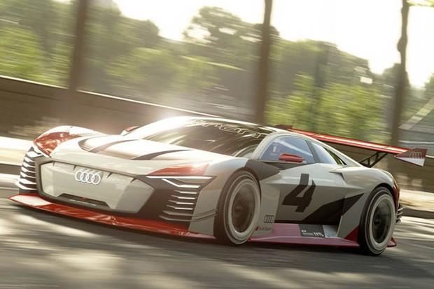 Audi e-tron Vision Gran Turismo  (Foto: Divulgação)