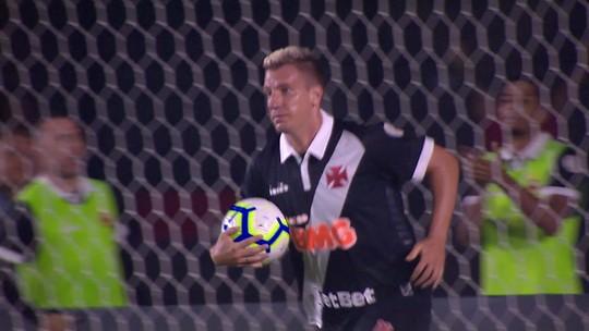 Maxi López pede rescisão amigável e está de saída do Vasco