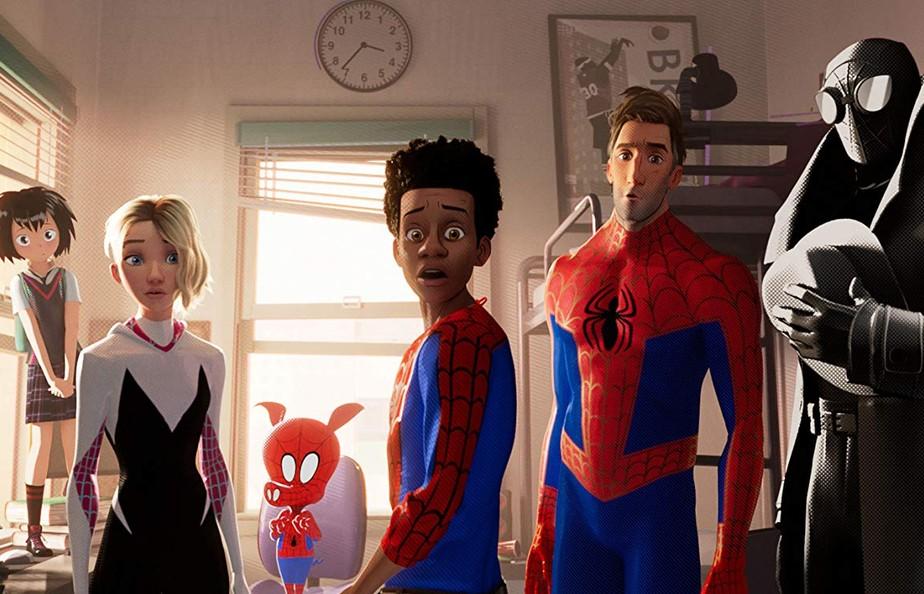 Homem Aranha No Aranhaverso E Melhor Filme Do Heroi Em 14 Anos