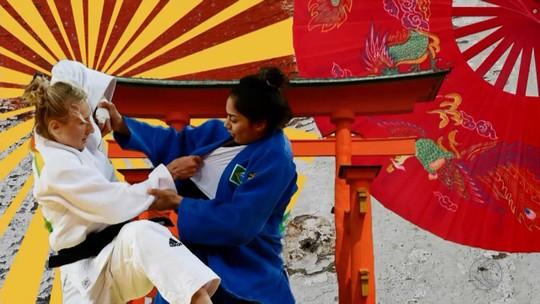 """Professor Olímpico: conheça o judô, o """"caminho suave"""" das artes marciais"""