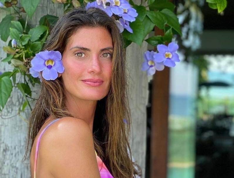 Isabella Fiorentino se descobriu em multitarefas na quarentena (Foto: Arquivo pessoal)