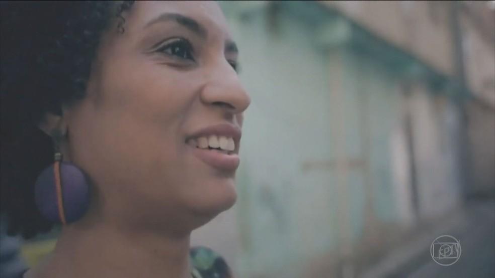 Marielle Franco foi morta no dia 14 de março no Rio de Janeiro, RJ (Foto: Reprodução)