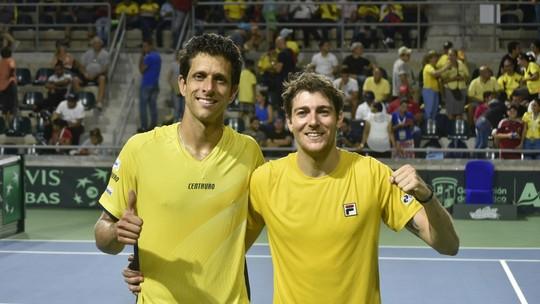 Foto: (Divulgação / Federação Colombiana de Tênis)