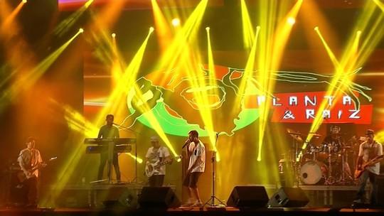 O reggae nacional comandou o segundo dia de 'Expocrato 2016'