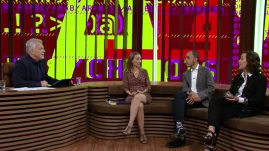 Pedro Bial promove debate sobre o futuro da tradução literária