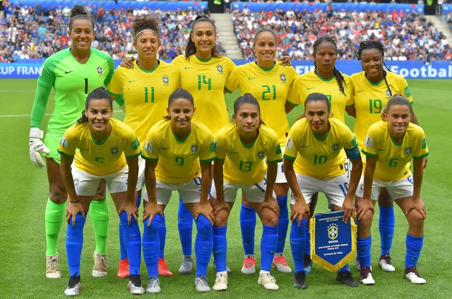 Patrocínios, jogos na TV e sucesso no Instagram: CBF prevê crescimento do futebol feminino